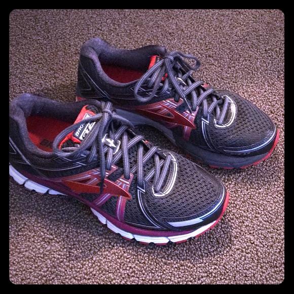 dc1c277348a2a Brooks Shoes - Brooks Adrenaline GTS 17 Shoes